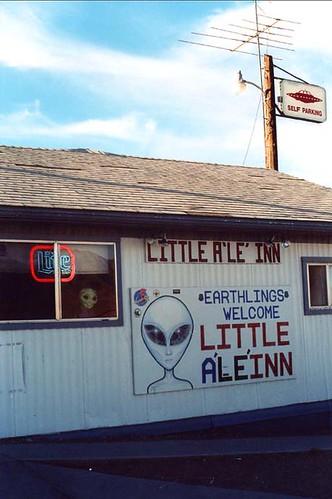 little aleinn