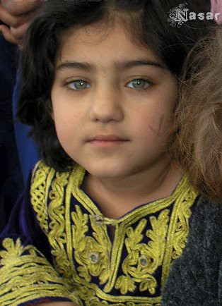 Afghan Beauty Pashtun Girl JalalabadAfghanistan