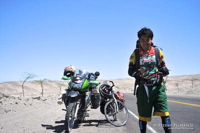 KLR 650 Trip Peru and Bolivia 1