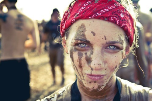 You've Got Mud On Your Face