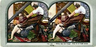 Herman Knutzen stereoview card, 1906, part 4 of 6