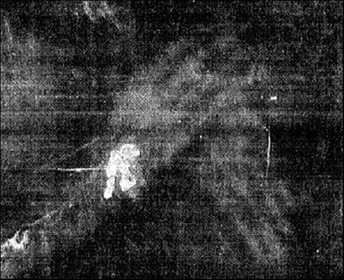 Detalle de la cara mostrada horizontalmente