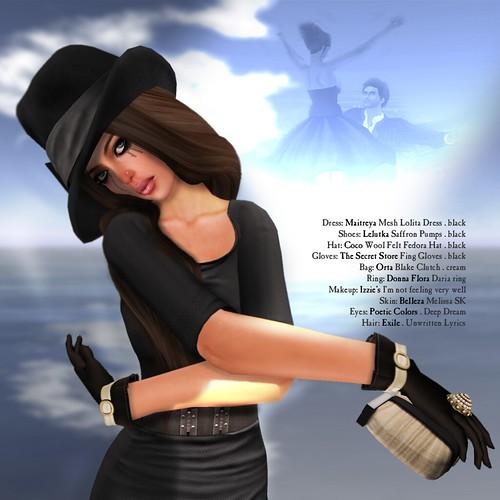 Mourning & Fabulous by zayra ametza
