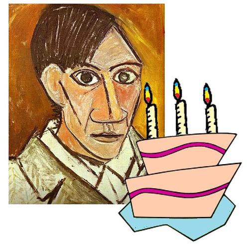 Happy Birthday, Picasso
