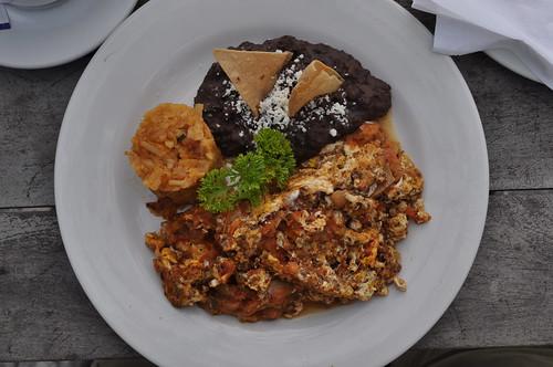 Tulum breakfast
