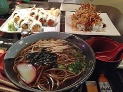 Tokoro Sushi - Hot Soba and Spicy Rolls