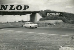Dad's Cortina GT Snetterton 1
