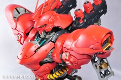 Formania Sazabi Bust Display Figure Unboxing Review Photos (86)