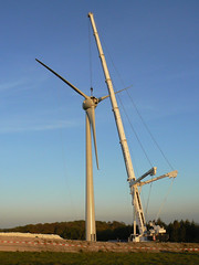 Glyndebourne wind turbine