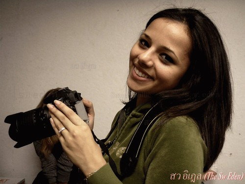 สาวสวยเพื่อนของอิเฎลที่ New York Institute of Technology