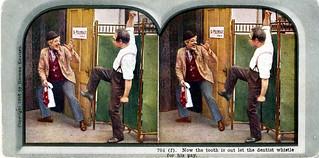 Herman Knutzen stereoview card, 1906, part 6 of 6
