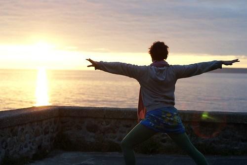Yoga Vs Standard Exercise.