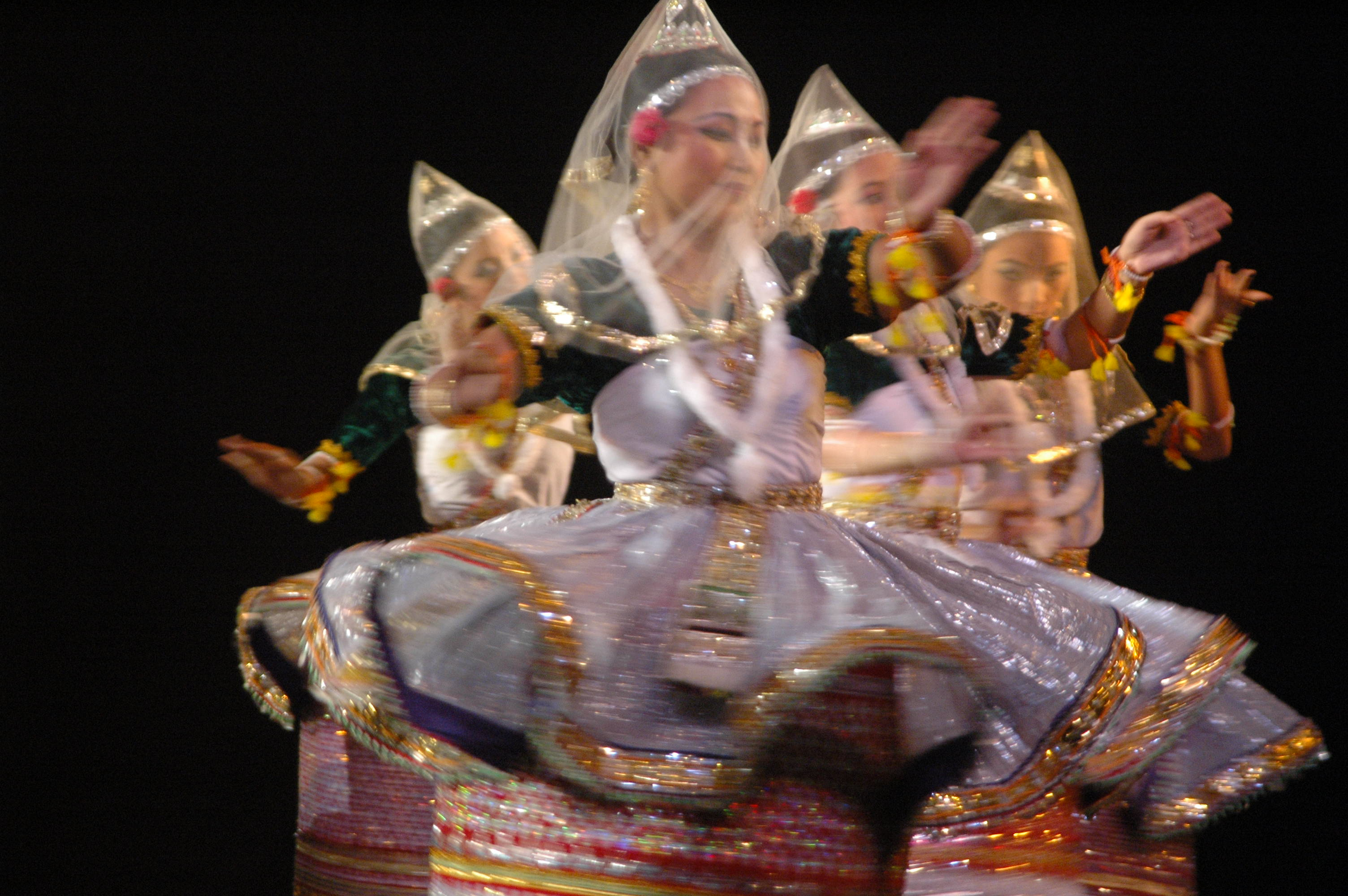 Manipuri, ancient dance form from North-east India