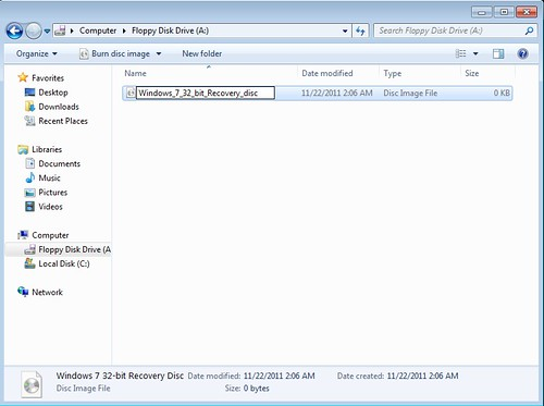 how to make easyre bootable usb