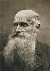 Portrait, 1899, by Prof. Dr. Rudolph Crell