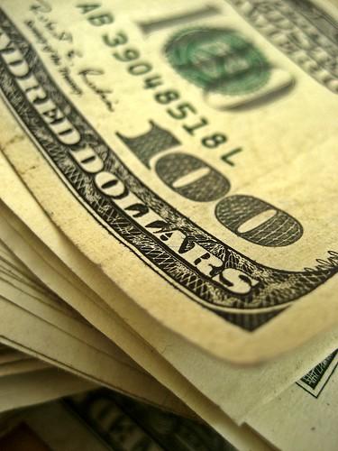 "Foto ""100 Dollars"" by 401(K) 2012 - flickr"