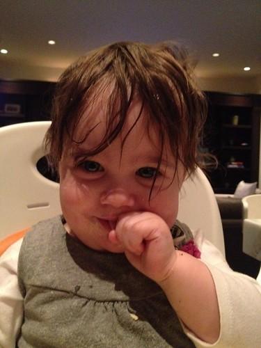 Eva at 11 months