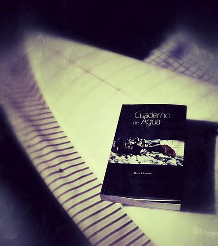 cuaderno con tablas