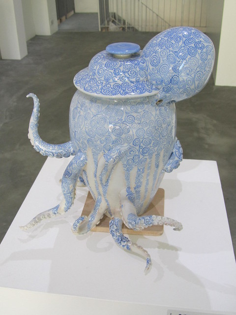 octopus/pot