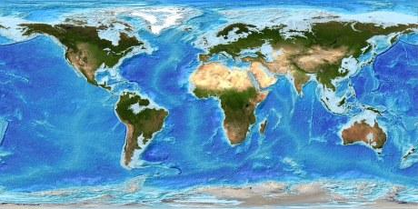 Earth - Following a Polar Ice Melt