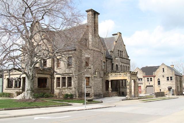 H. W. White Mansion - 8937 Euclid Ave.