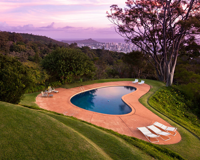 Liljestrand House Pool