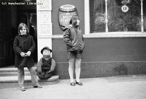 Penny for the Guy, Rusholme, 1973