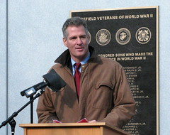 US Senator Scott Brown