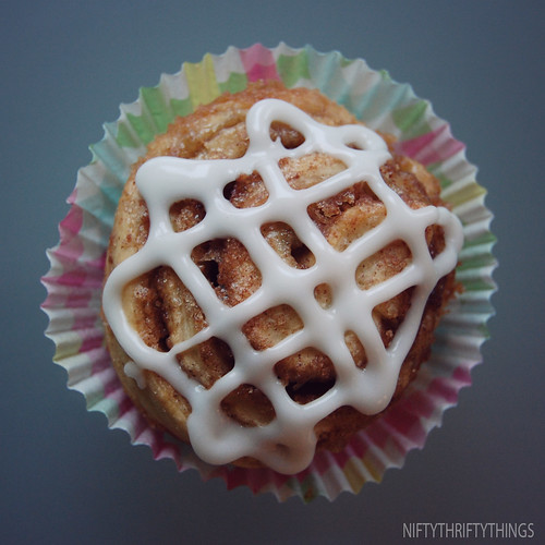 {cinnamon roll muffins}