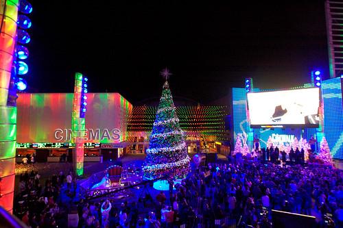 U.S. Marine Corps., Santa Claus and the 80th Annual Hollywood Christmas Parade at CityWalk