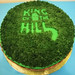 King of the Hill Birthday Cake