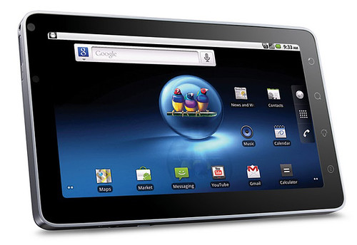 ViewPad 7: Tablet Android de ViewSonic