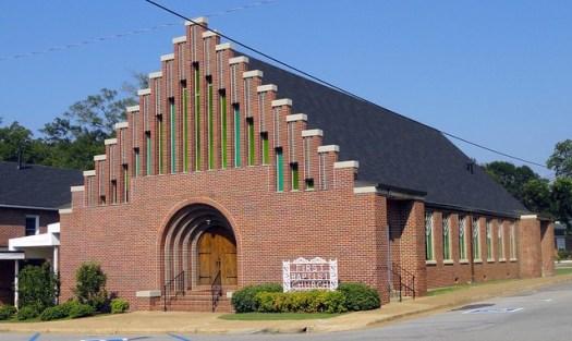 First Baptist Church, Reform AL