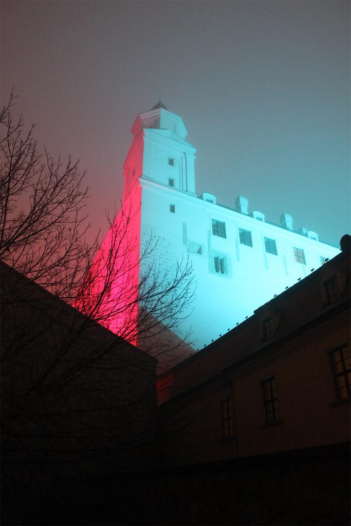 Hrad Castle.