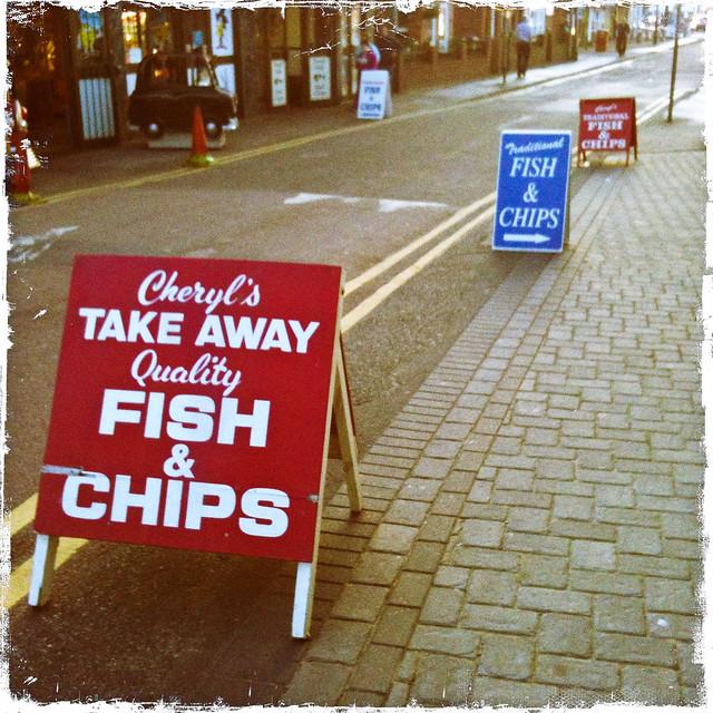 Fish & Chips........