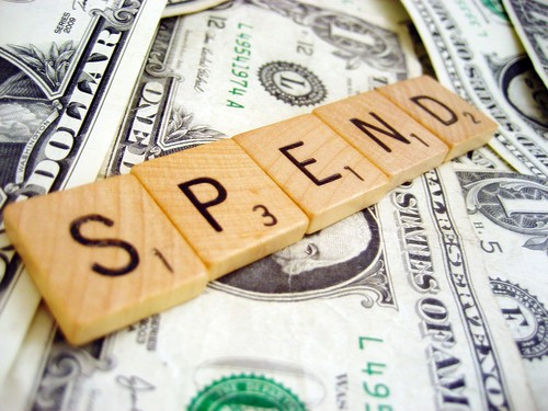 Spending Money by 401(K) 2012