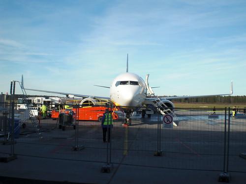 2011.11.09.062 - NYKÖPING - Stockholm Skavsta Airport