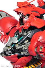 Formania Sazabi Bust Display Figure Unboxing Review Photos (90)