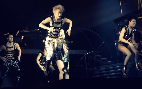 Britney Spears Femme Fatale Tour (Abu Dhabi)