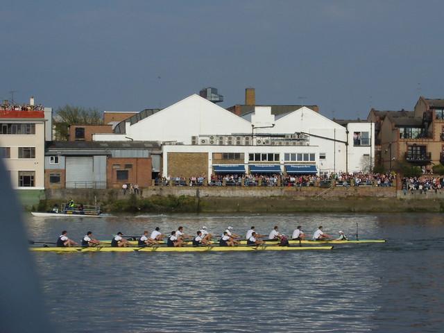 Londres boat race