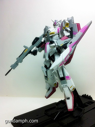 MG Zeta Karaba White Unicorn Painted Build (8)