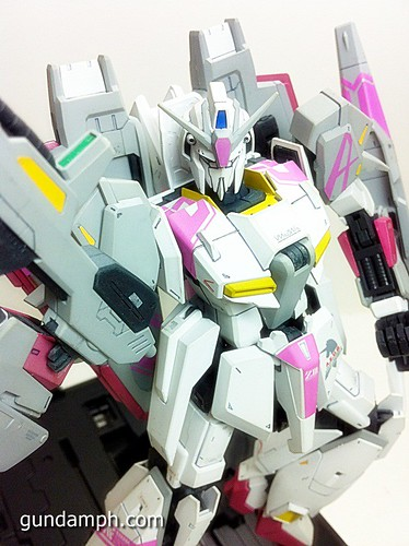 MG Zeta Karaba White Unicorn Painted Build (10)
