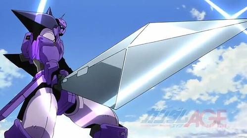 Mobile Suit AGE  Episode 7  Gundam Evolves  Youtube  Gundam PH (10)