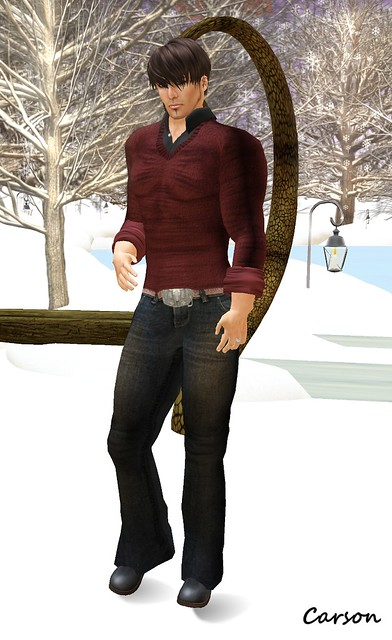 LashWare - Jeans and Shirt Sweater Combo
