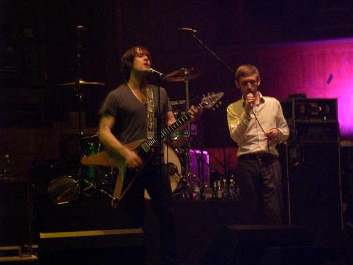 Tim Wheeler & Neil Hannon