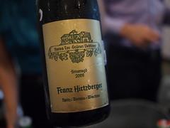Franz Hirtzberger, Grüner Veltliner from Austria, World Gourmet Series Wine & Restaurant Experience 2011 WRX Wine Journey