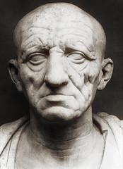 Head of a Roman patrician from Otricoli, 80 BC
