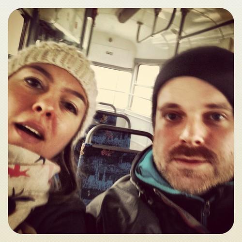 jag och björn på spårvagnen till nowa huta II