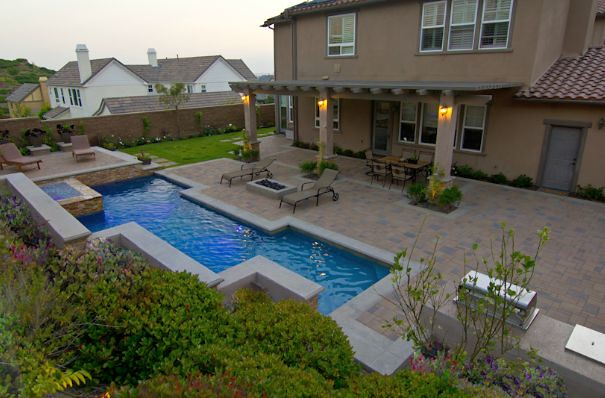 Remodeling Ideas for Your Backyard Slope on Backyard With Slope Ideas  id=44087