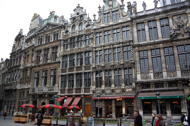 Brussels Grote Market